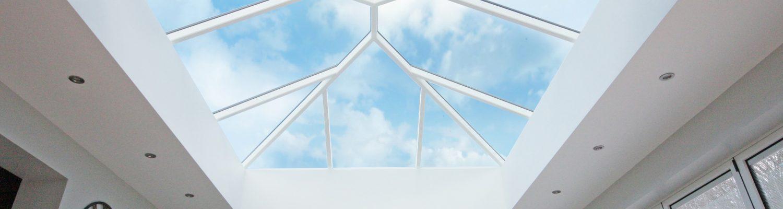 Korniche Aluminium Roof Lanterns